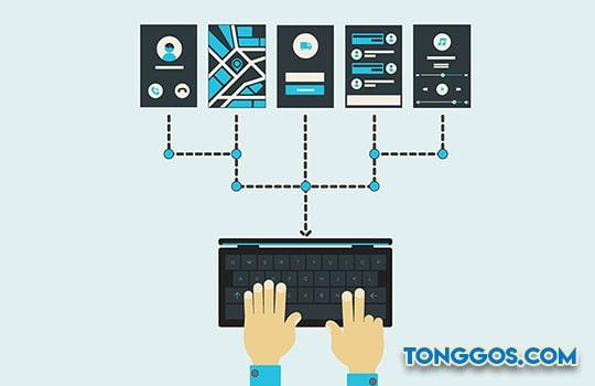 Halaman Sitemap Tonggos.com