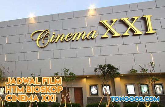 Jadwal Bioskop AEON Mall BSD City XXI Cinema 21 Tangerang Selatan Januari 2021 Terbaru Minggu Ini