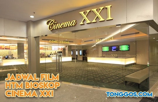 Jadwal Bioskop BSD XXI Cinema 21 Tangerang Selatan April 2021 Terbaru Minggu Ini