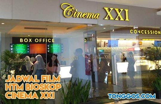 Jadwal Bioskop CSB XXI Cinema 21 Cirebon Februari 2020 Terbaru Minggu Ini