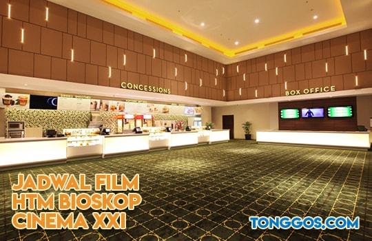 Jadwal Bioskop Mega Mall XXI Cinema 21 Manado Januari 2021 Terbaru Minggu Ini