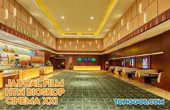 Jadwal Bioskop PIM XXI Cinema 21 Palembang November 2020 Terbaru Minggu Ini