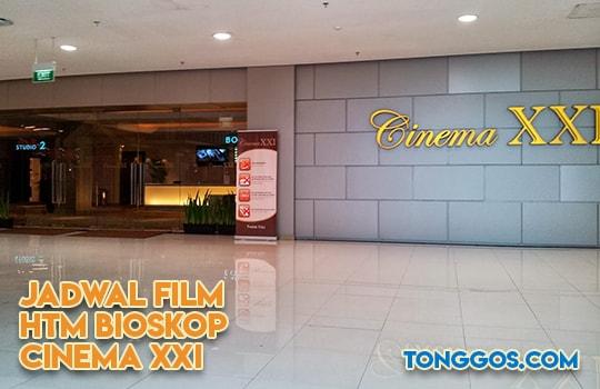 Jadwal Bioskop Pakuwon City XXI Cinema 21 Surabaya Januari 2021 Terbaru Minggu Ini