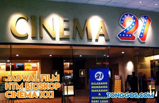 Jadwal Bioskop Puri XXI Cinema 21 Jakarta Barat April 2021 Terbaru Minggu Ini