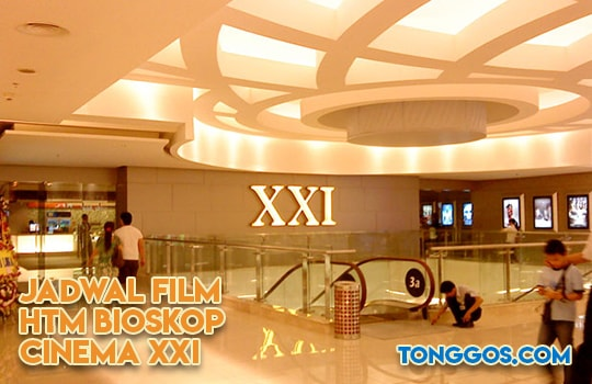 Jadwal Bioskop Studio XXI Cinema 21 Banjarmasin Oktober 2020 Terbaru Minggu Ini