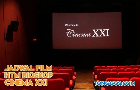 Jadwal Bioskop TSM XXI Cinema 21 Bandung September 2019 Terbaru Minggu Ini