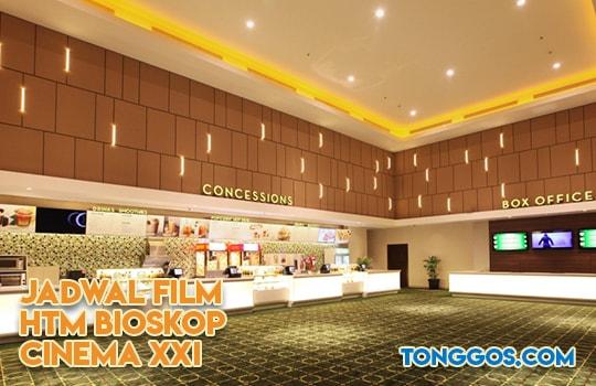 Jadwal Bioskop TSM XXI Cinema 21 Makassar Januari 2021 Terbaru Minggu Ini