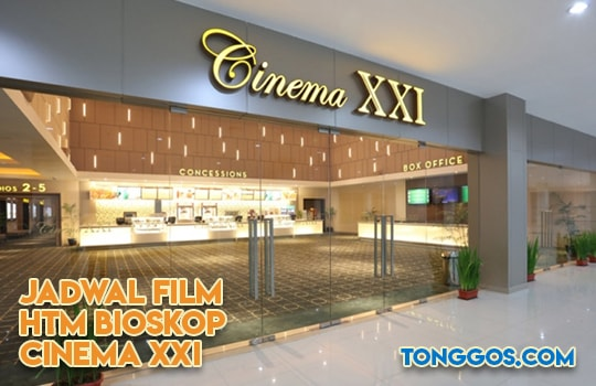 Jadwal Bioskop Tang City XXI Cinema 21 Tangerang Mei 2020 Terbaru Minggu Ini
