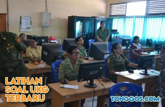 Latihan Soal UKG 2019 BK SMA Terbaru Online
