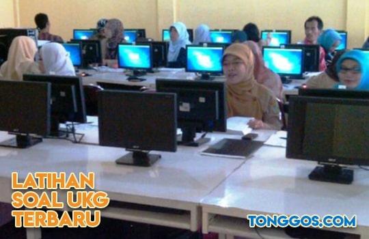 Latihan Soal UKG 2019 Bahasa Indonesia SMK Terbaru Online