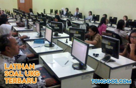 Latihan Soal UKG 2020 Bahasa Indonesia SMP Terbaru Online