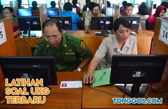 Latihan Soal UKG 2019 Garmen SMK Terbaru Online