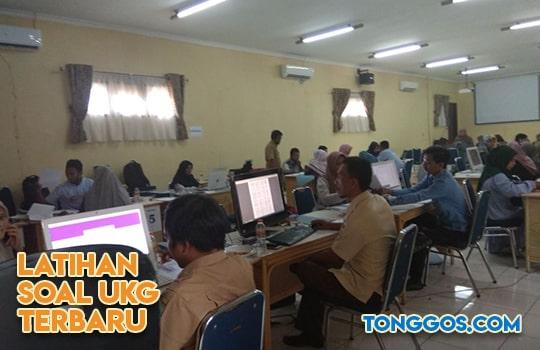 Latihan Soal UKG 2020 Guru SD Kelas Tinggi Terbaru Online