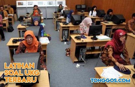 Latihan Soal UKG 2020 KKPI SMK Terbaru Online