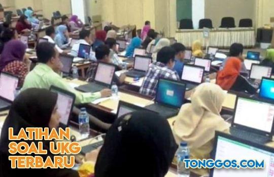 Latihan Soal UKG 2019 Kimia SMA Terbaru Online