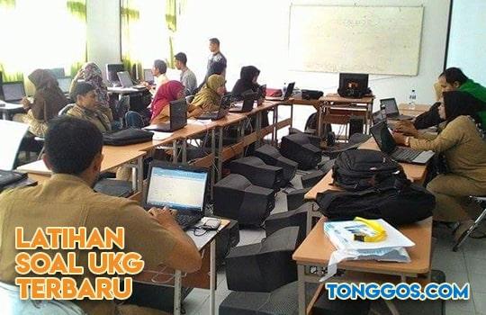 Latihan Soal UKG 2020 SD Guru Kelas Terbaru Online