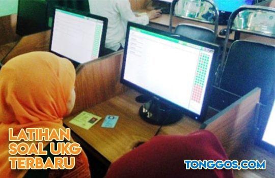 Latihan Soal UKG 2020 Sejarah SMP Terbaru Online