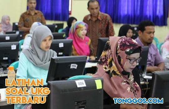Latihan Soal UKG 2020 TIK SMA Terbaru Online