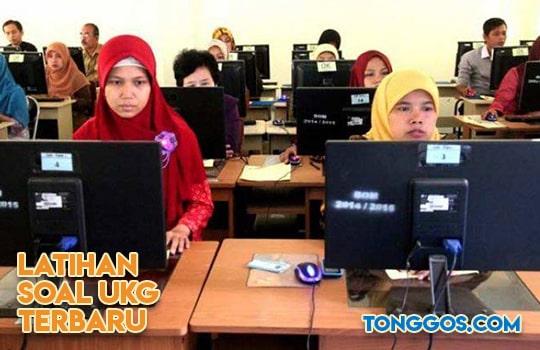 Latihan Soal UKG 2020 TIK SMP Terbaru Online