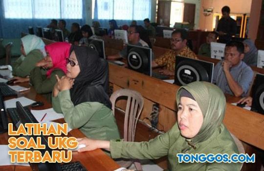 Latihan Soal UKG 2020 Tata Kecantikan Rambut SMK Terbaru Online