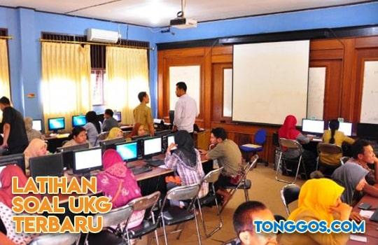 Latihan Soal UKG 2020 Tata Niaga SMK Terbaru Online