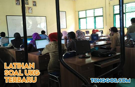 Latihan Soal UKG 2019 Teknik Kapal Penangkap Ikan SMK Terbaru Online