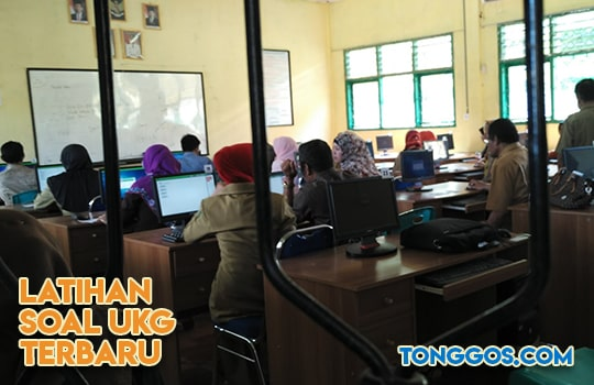 Latihan Soal UKG 2020 Teknik Konstruksi Baja SMK Terbaru Online