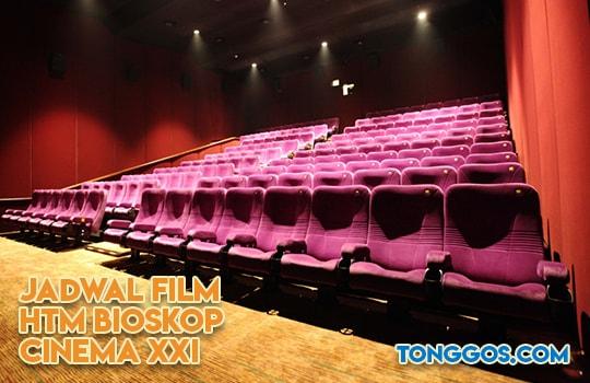 Jadwal Bioskop Studio XXI Cinema 21 Batam April 2021 Terbaru Minggu Ini