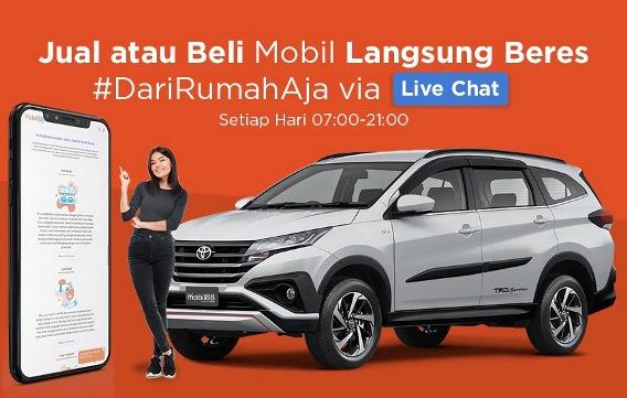 Live Chat Bursa Mobil Bekas mobil88