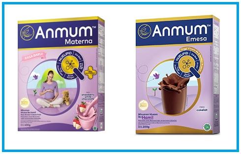 Produk Susu Anmum untuk Ibu Hamil