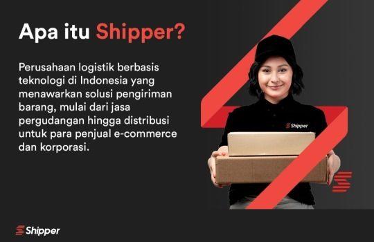 Cek Resi, Ongkir dan Lacak Paket Pengiriman Menggunakan Shipper dengan Mudah